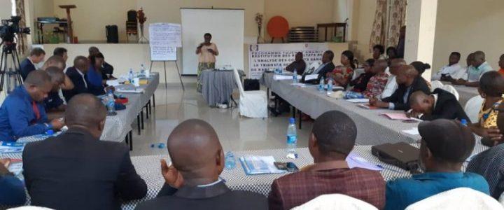 Pré-forum provincial sur la paix, la sécurité et le Développement au Sud-Kivu.