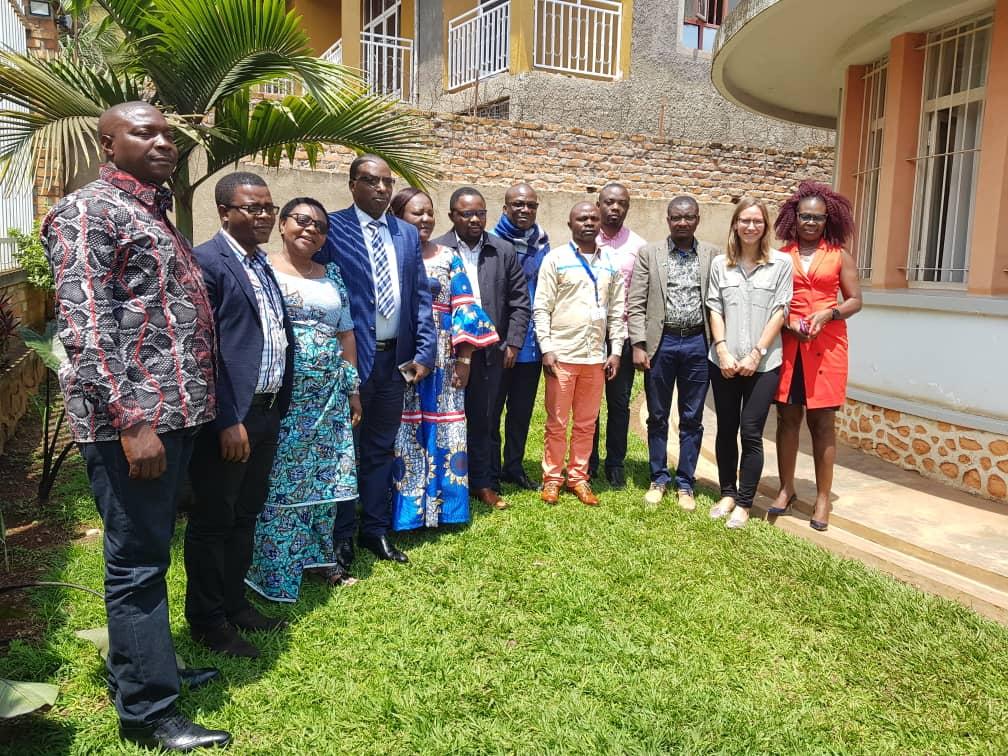 Rencontre à Bukavu dans le cadre du projet d'appui à la mise en oeuvre de la feuille de route